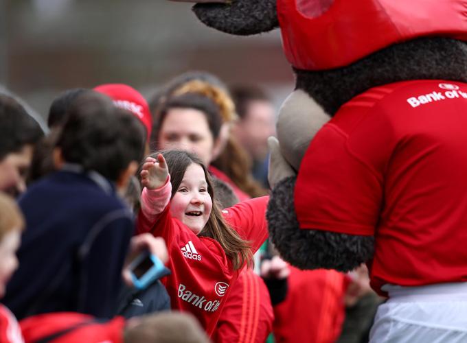 Ticket & Matchday Info: Munster V Zebre