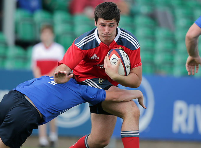 Cullen And McNulty Named In Ireland U19 Team