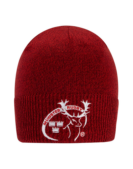 Munster Rugby beanie hat