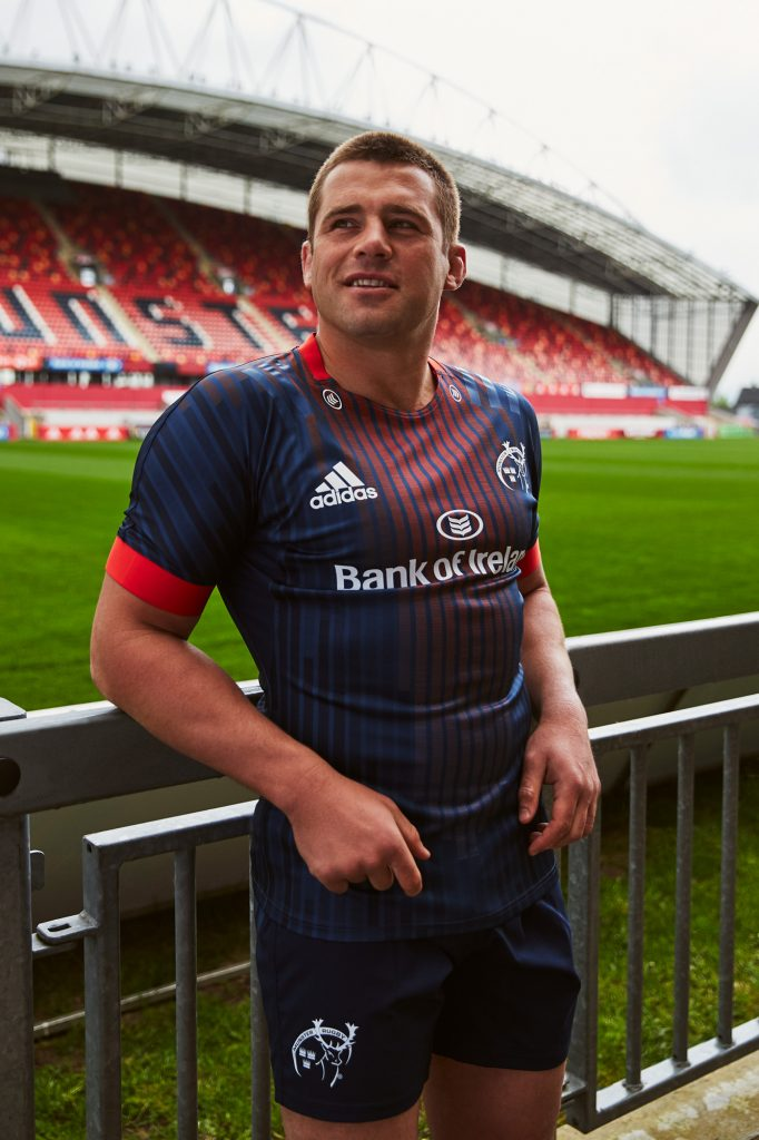 14b80889c11 Munster Rugby | New Jerseys Unveiled & Available For Pre-Order